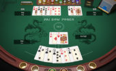 Pai gow poker online gameplay